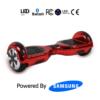Red Chrome LED Board