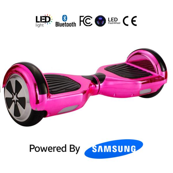 Pink Chrome LED Board