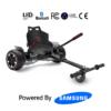 Black Hummer Hoverboard