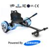 Hoverkart Bundle Blue Camo 6.5_ Bluetooth Hoverboard