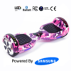 Pink Camo 6.5_ Bluetooth Hoverboard