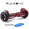 Red Flame 8.5_ Hummer Off Road Bluetooth Hoverboard