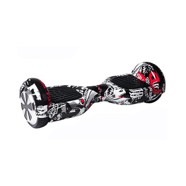 Red Mix 6.5 Bluetooth Hoverboard