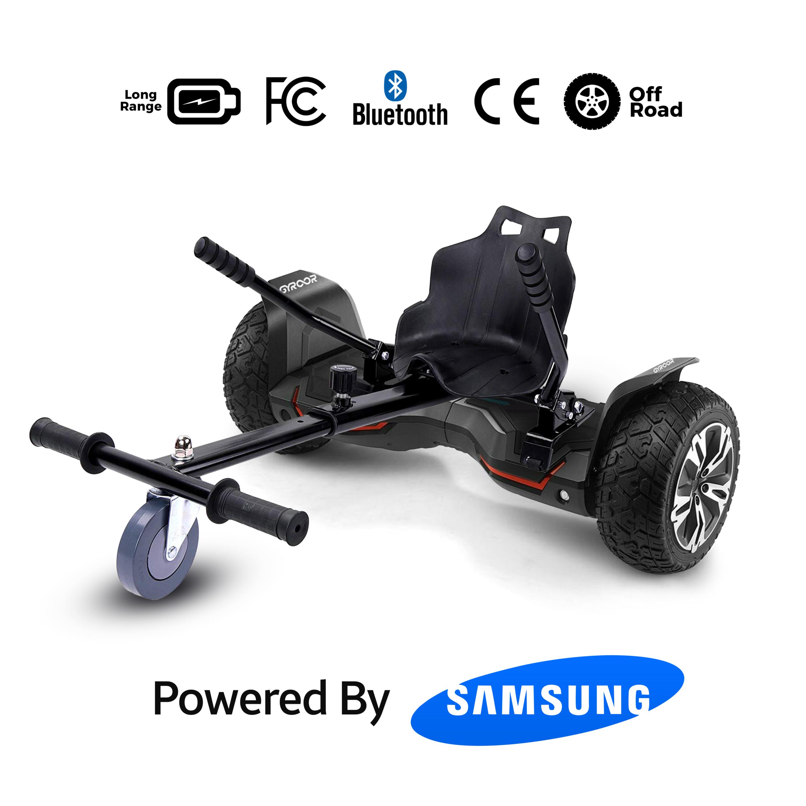 Black Gyroor Hoverboard